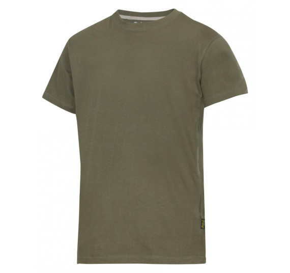 Snickers Workwear T-Shirt, 2502, Farbe Olive Green/Base, Größe XL