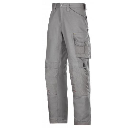Snickers Workwear Handwerker Arbeitshose, Canvas+, 3314, Farbe Grey, Größe 50