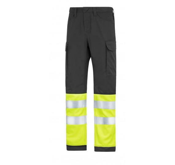 Snickers Workwear HV Service Logistik Arbeitshose, Kl. 1, 6900