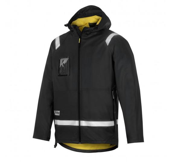 Snickers Workwear Arbeits-Regenjacke,  PU, 8200
