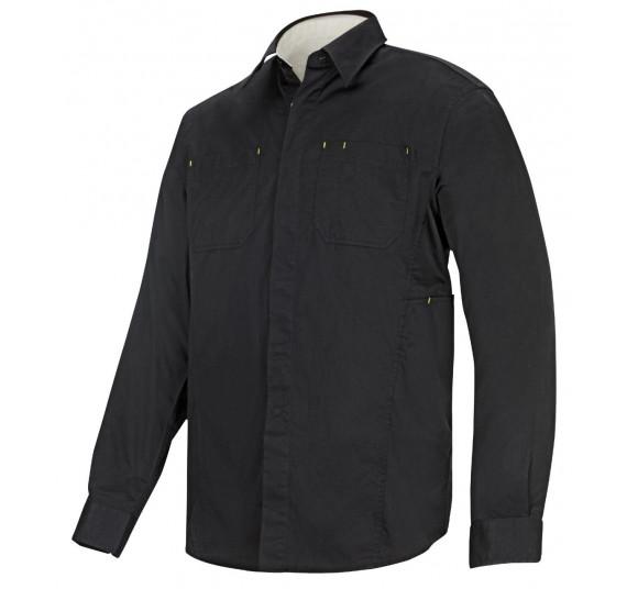 Snickers Workwear Service Arbeitshemd, 8503, black, Größe XL